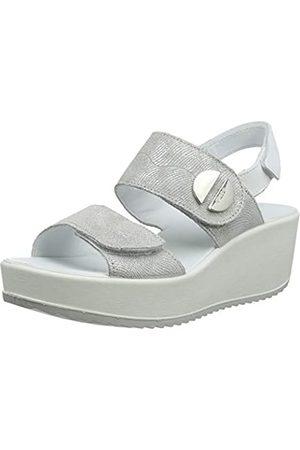 IGI&CO Women's DCD 31733 Platform Sandals, (Perla 3173377)