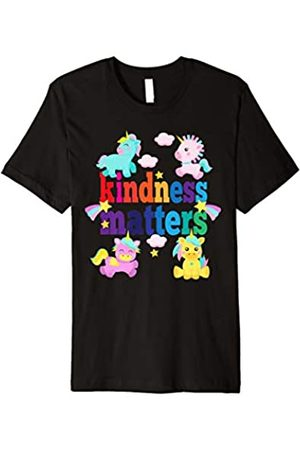 Kindness Anti Bullying Apparel KINDNESS MATTERS Unicorn Shirt Choose to Be Kind Anti Bully