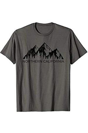 Zen NorCal Shirts Northern California Shirt   Cool NorCal Mountain Gift T-Shirt