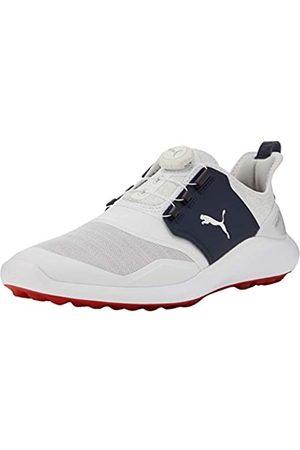 Puma Men's Ignite NXT DISC Golf Shoes, -Peacoat 08