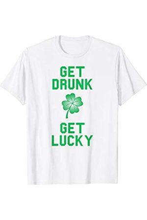 Ripple Junction Ripple Junction Get Drunk Get Lucky T-Shirt