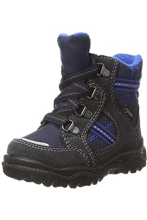 Superfit Boys' HUSKY1 Snow Boots, (Ocean 80)