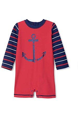Hatley Baby Boys' One Piece Rash Guard Swimsuits