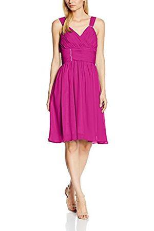 Astrapahl Women's co8007ap Knee-Length Plain Cocktail Sleeveless Dress