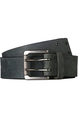 FIND Amazon Brand - Men's Leather Belt, M