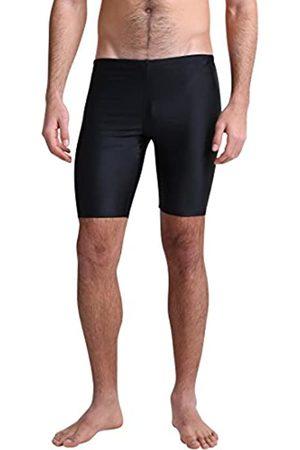 Lower East Men's Swim Shorts (Schwarz)
