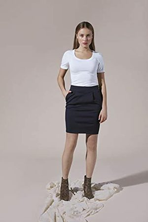 Ichi Women's IHKATE SK Business Casual Skirt