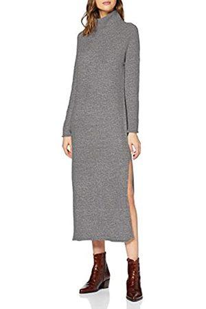 Only Women's Nmmnobert Ls Knit Camp Dress