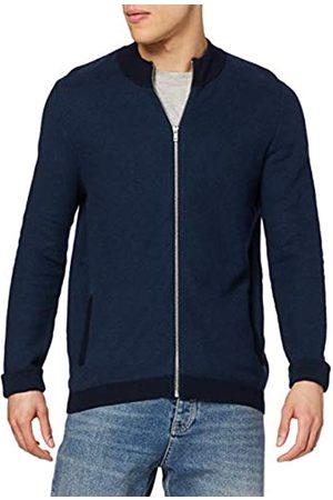 FIND Amazon Brand - Men's Cotton Cardigan, M