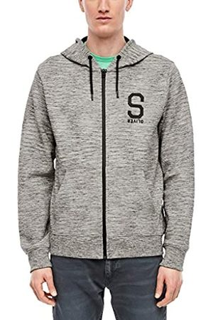 s.Oliver Men's 13.002.43.5877 Sweat Jacket