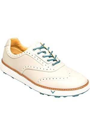 Callaway Men's Del Mar Retro Waterproof Spikeless Golf Shoes, / )