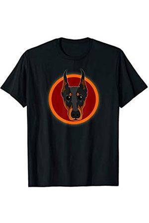 ToonTyphoon Funny Coat of Arms Doberman T-Shirt
