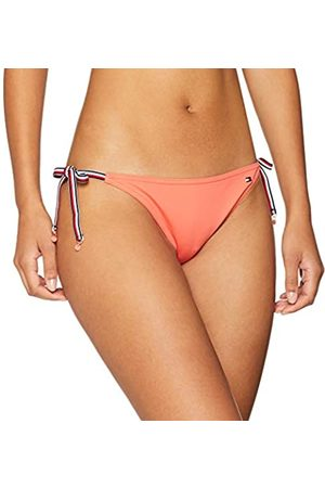 Tommy Hilfiger Women's String Side Tie Bikini Bottoms
