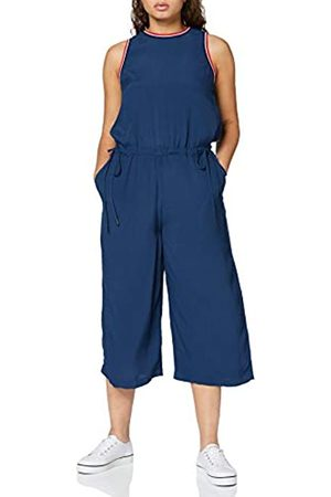 Tommy Hilfiger Women's Culottes Sleeveless Relaxed Jumpsuit
