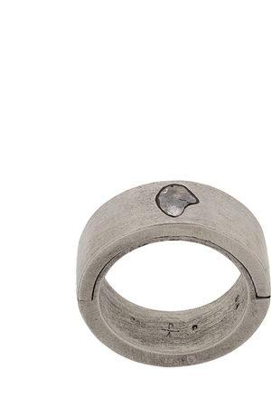 PARTS OF FOUR Rings - Sistema diamond-encrusted ring