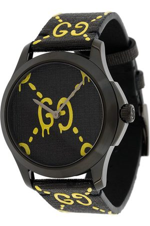 Gucci Men Watches - Yellow Ghost G-Timeless watch