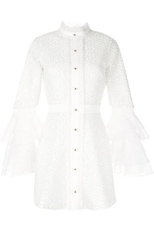 Macgraw Women Dresses - Embroidered Sincerity dress