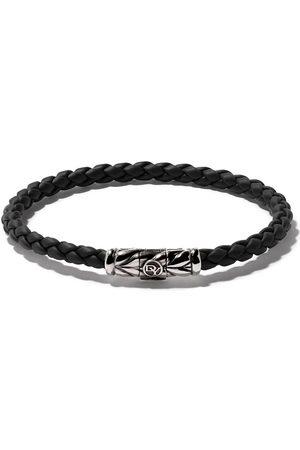 David Yurman Chevron weave bracelet - SSRBRBLK