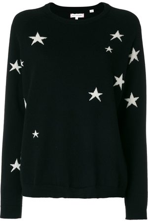 Chinti And Parker Star knit cashmere jumper