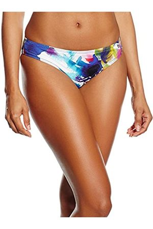 Short Stories Women's Swim Slip Bikini Bottoms, Multicoloured-Mehrfarbig ( Sapphire 5911)
