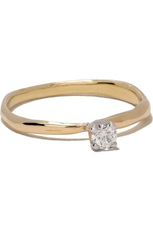 WOUTERS & HENDRIX 18kt and Diamond ring - /