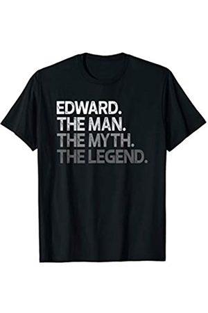 Edward Gifts Edward Gift: The Man Myth Legend T-Shirt