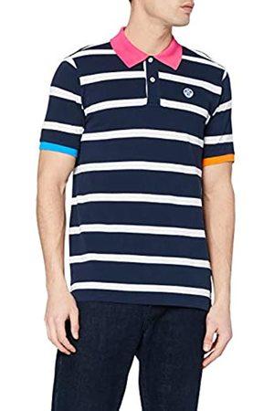 North Sails Men's Striped Polo Shirt