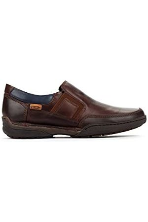 Pikolinos Leather Loafers ESTOCOLMO M2J