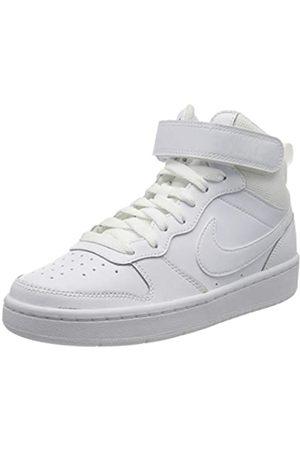 Nike Boys' Court Borough MID 2 (GS) Basketball Shoes, ( / - 100)