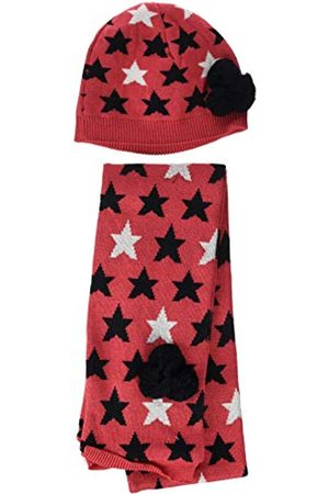 Tuc Tuc Girl's Tricot No Rules Scarf, Hat & Glove Set
