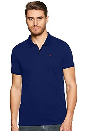 Scotch&Soda Men's Nos-Classic Polo in Pique Quality with Clean Outlook Shirt