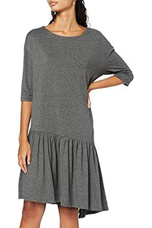 FIND Amazon Brand - Women's Asymmetric Dress, 12