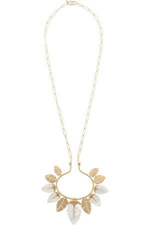 Aurélie Bidermann Talitha necklace - Metallic