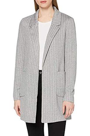 Only Women's ONLBAKER-Aubree L/S Stripe Coatigan PNT Coat