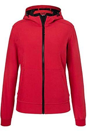 James & Nicholson Women's Ladies' Hooded Softshell Jacket /