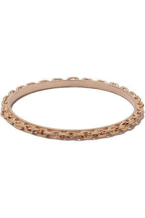 WOUTERS & HENDRIX 18kt rose Trace Chain ring