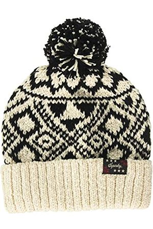 Superdry Women's Rodeo West Textured Beanie Balaclava