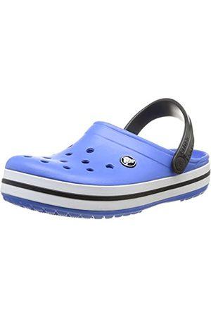 Crocs Unisex-Adult's Crocband Clogs, (Varsity / )