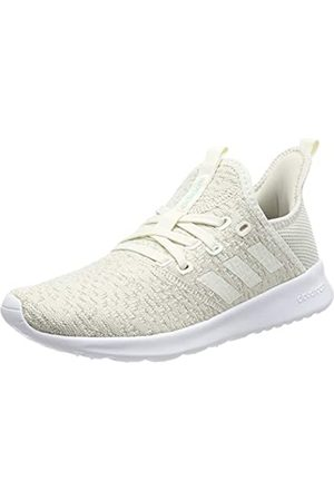 adidas Women's Cloudfoam Pure Running Shoes, (Clear /Solar )