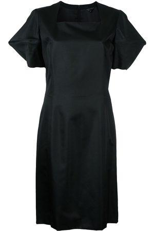 Comme des Garçons Exaggerated sleeve dress