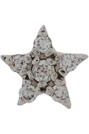Milka 14kt rose star diamond stud
