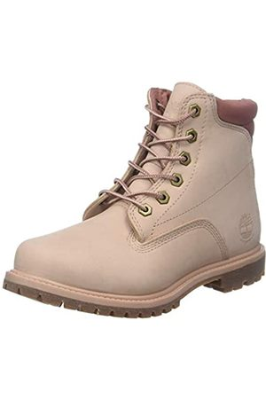 Timberland Women's Waterville 6 Inch Basic Waterproof Lace-up Boots