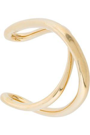 CHARLOTTE CHESNAIS Women Bracelets - Initial bracelet - Metallic