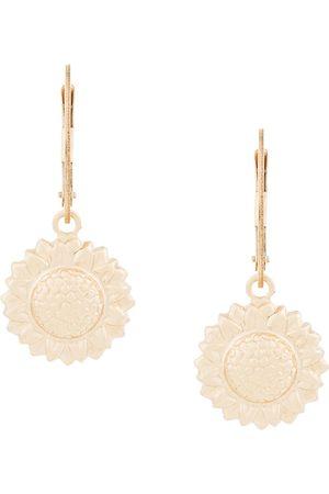 Petite Grand Women Necklaces - Bloom earrings - Metallic
