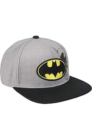 Artesanía Cerdá Boy's Gorra Visera Plana Logo Batman Cap