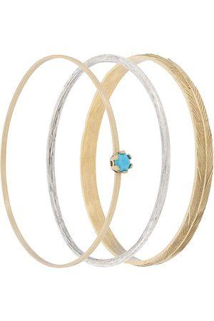Iosselliani Puro set of three bangles