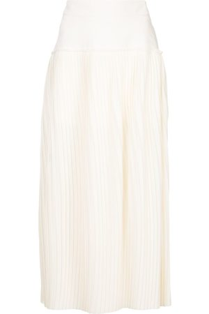 MATICEVSKI Decency pleated skirt