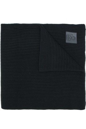 Karl Lagerfeld K/Ikonik patch scarf