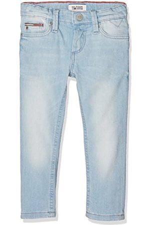 Tommy Hilfiger Boys' Scanton Slim SLBPSTR Jeans