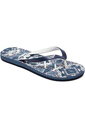Roxy Women's Tahiti Vi Beach & Pool Shoes, (Navy/ / Nav)